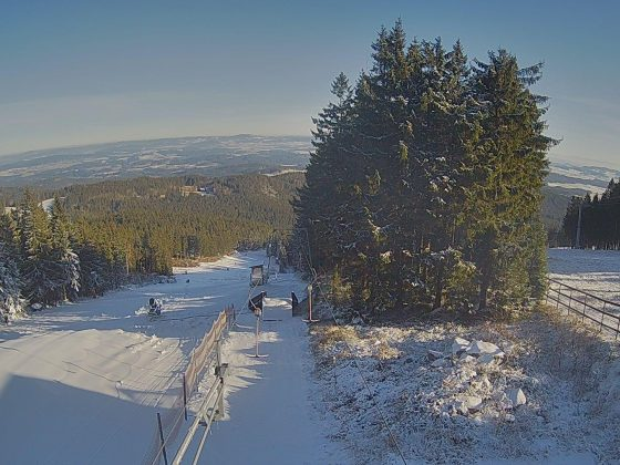 Webcam Bergstation am 3.12.2019